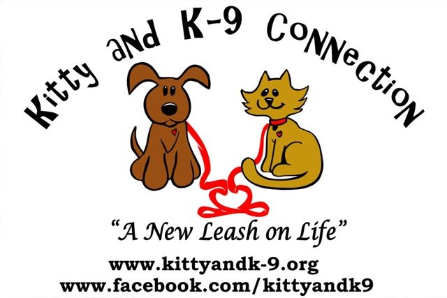 Kitty and K-9 Logo